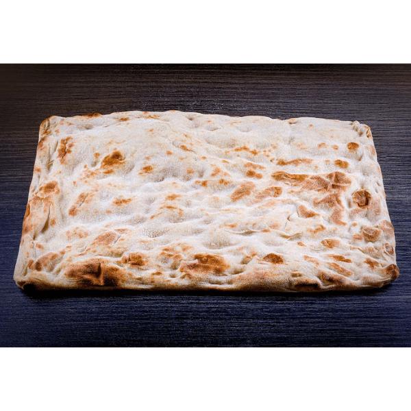base pizza precotta in teglia