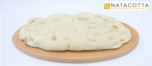 Base pizza precotta