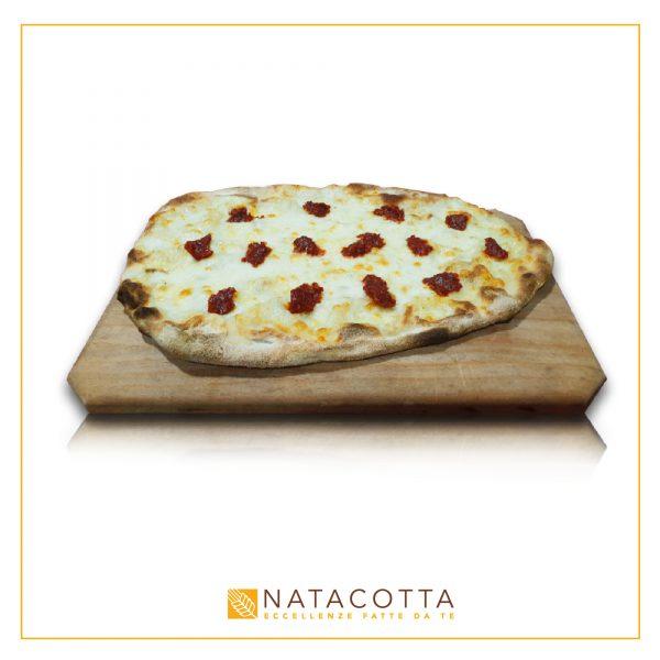 base pizza 'nduja