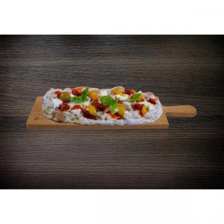 tagliere in legno per pizza