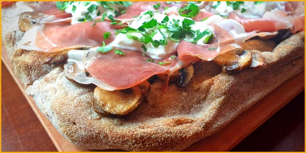 Calorie e proprietà della base pizza multicereali