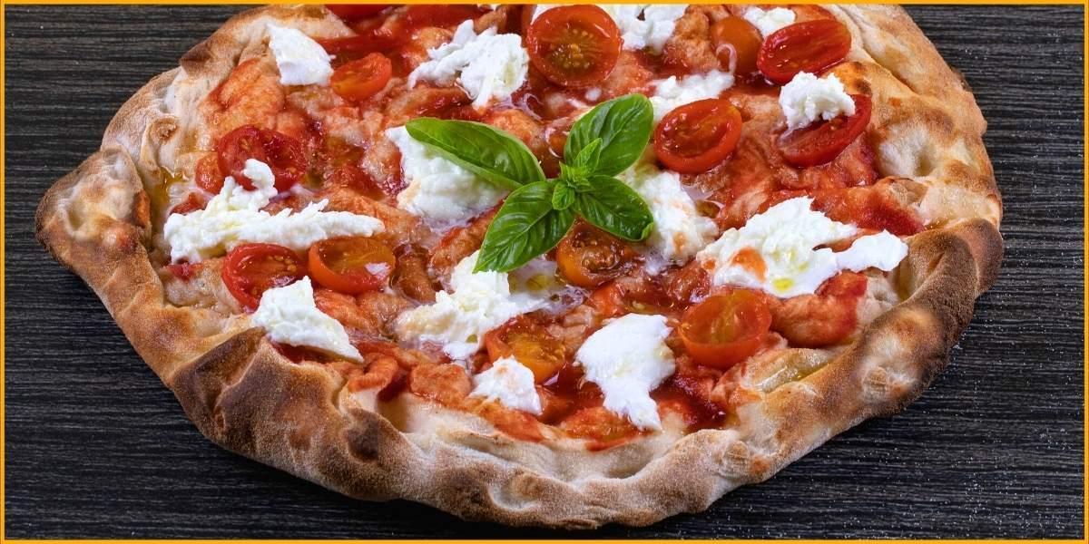 base per pizza tonda